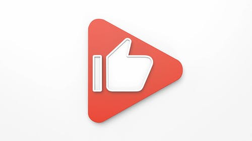 YouTube Like Logo