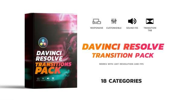 Davinci Разрешить переходы