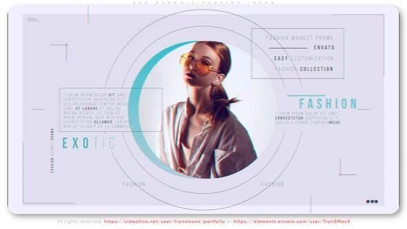 EXO. Introducción dinámica a la moda
