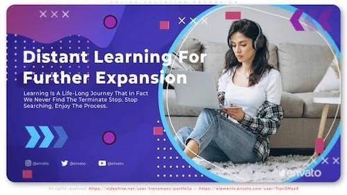 Online Education Promotion