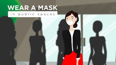 Covid-19 Mask In Public