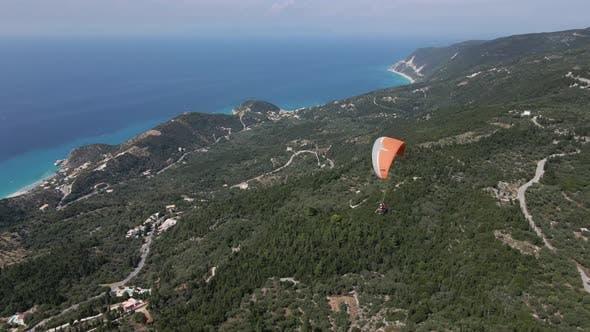 Thumbnail for Paragliding over Kathisma Beach 0003