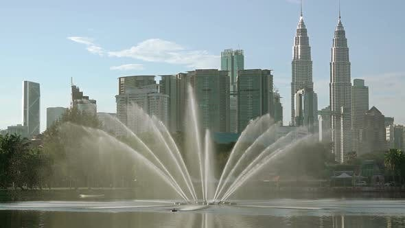 Thumbnail for Morning in Kuala Lumpur