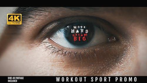 Sport Promo - Eye Zoom