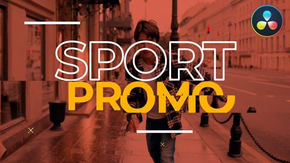 Promoción Deporte