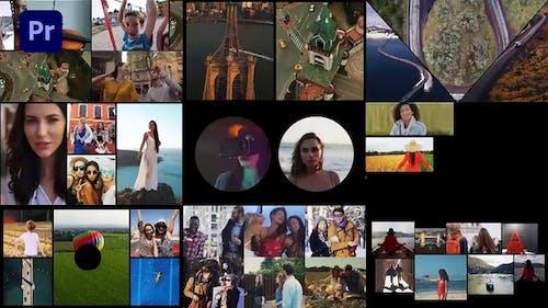 Multi Screen Frames Pack