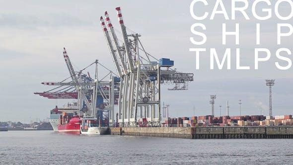Thumbnail for Unloading The Cargo Ship