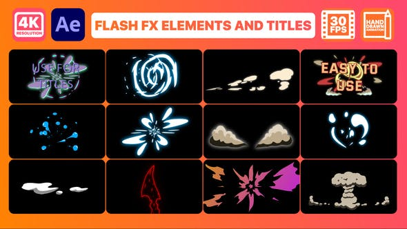 Flash FX Pack | After Effects