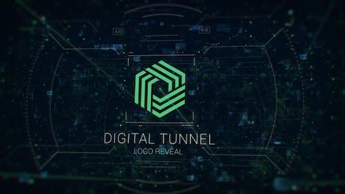 Digital Tunnel Logo
