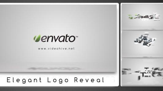 Thumbnail for Elegante Logo Revelar