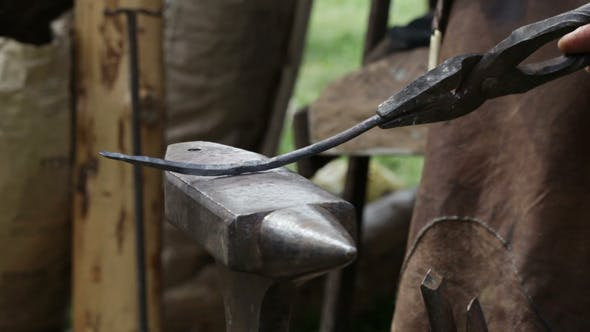 Thumbnail for Blacksmith Forges Iron