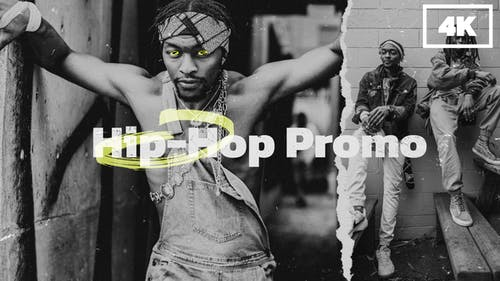 Hip-Hop Promo