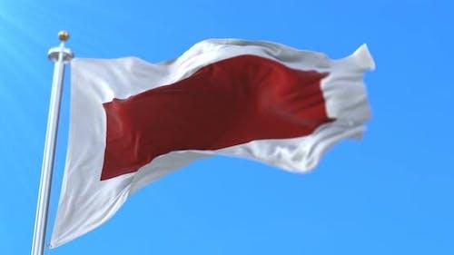 Sharjah Flag, United Arab Emirates