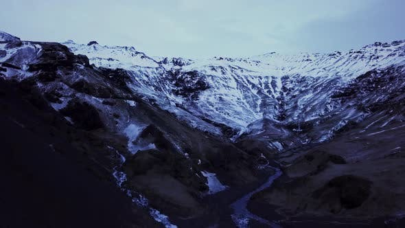 Thumbnail for Snow Covered Mountain