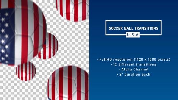 Soccer Ball Transitions - USA