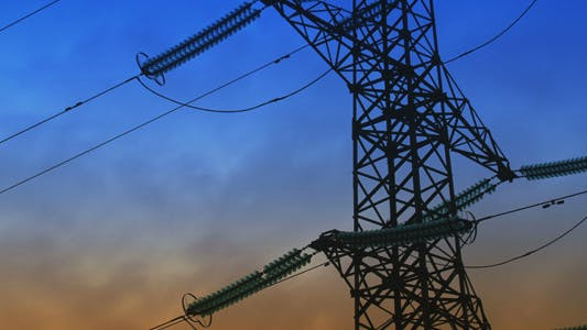 Thumbnail for Time Lapse Electricity 4K.