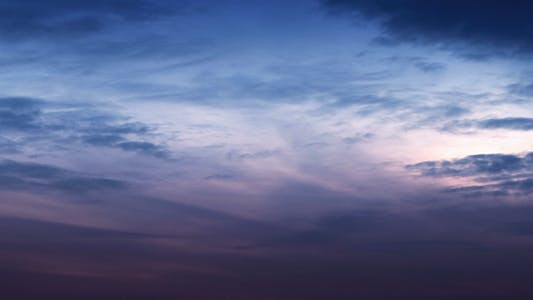 Cover Image for Time Lapse Dramatic Sky 4K
