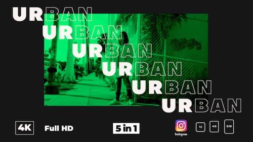 Urban Opener | Final Cut Pro X & Apple Motion