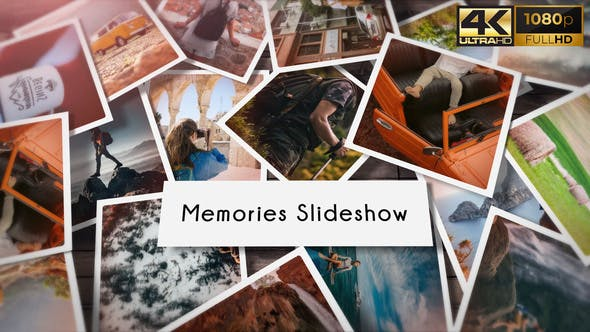 Memories Slideshow Photo