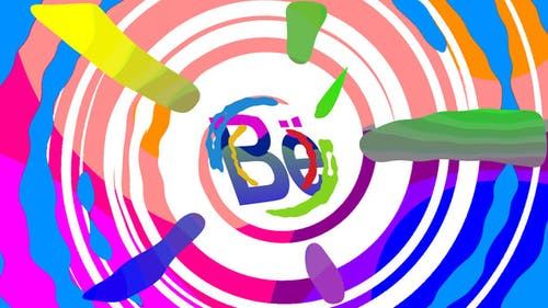 Abstract Colorfull Logo