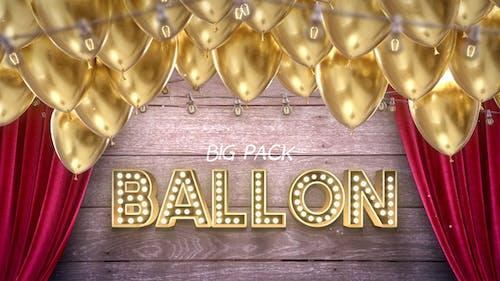 Big Ballon Pack