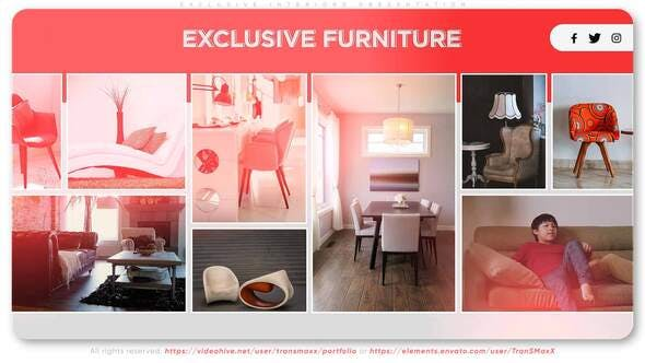 Exclusive Interiors Presentation