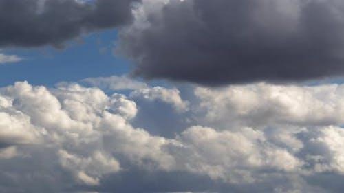 Autumn Rain Sky Clouds 8
