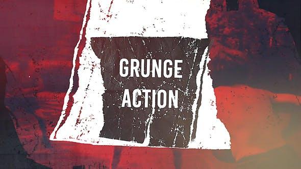 Urban Grunge Opener | FCPX