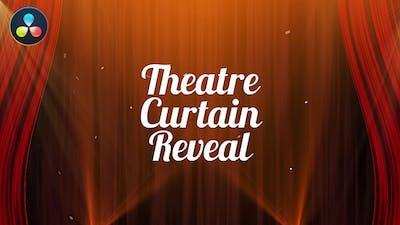 Theatre Curtain Reveal