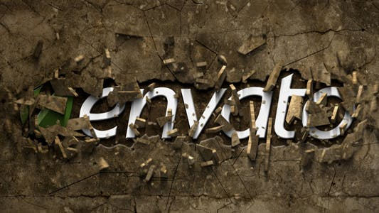 Thumbnail for Smashing Logo - Stone