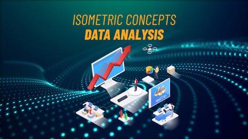 Data Analysis - Isometric Concept