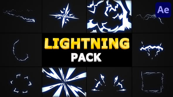 Pack Lightning | After Effects