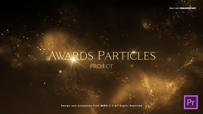 Particles Titles V2