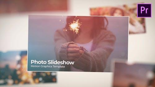 Clean Frame Slideshow