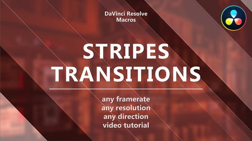 Stripes Transitions