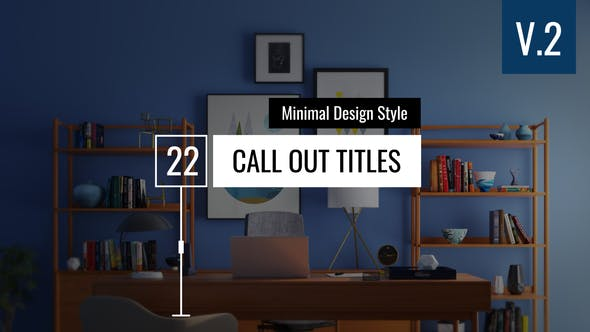 Minimal Call Out Titles v2.0