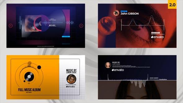Visualizador de Audio 0.2