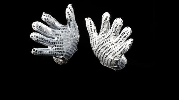 Thumbnail for Magische Hände Handschuhe funkeln Show Entertainer Magier