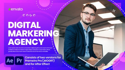 Digital Marketing Agency Promo