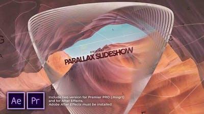 Smooth Angles Parallax Slideshow
