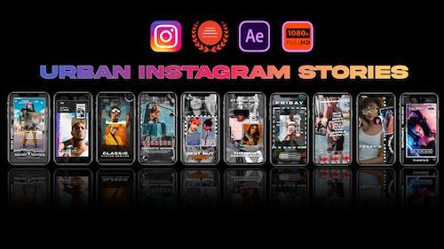 Instagram Geschichten Urban