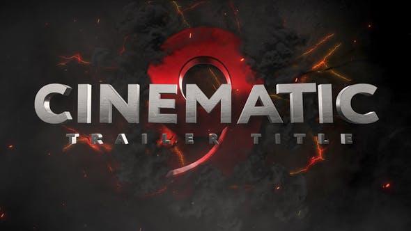 Cinematic Title Trailer 9