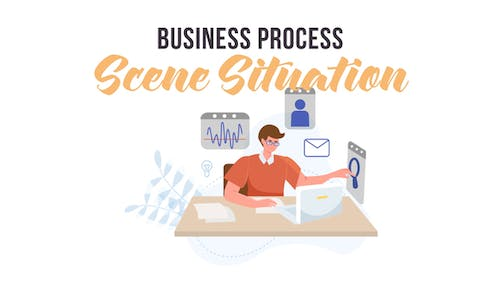 Business process -  Scene Situation