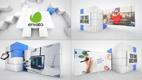 Business-Cubes