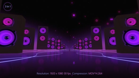 Cover Image for Vj Speakers