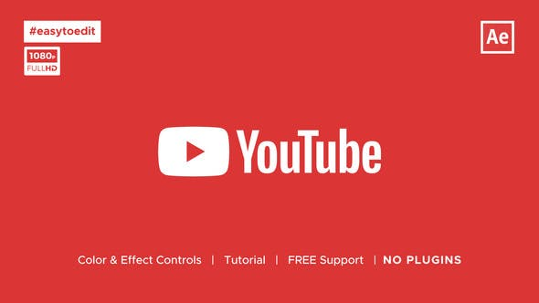 YouTube Logo Intro