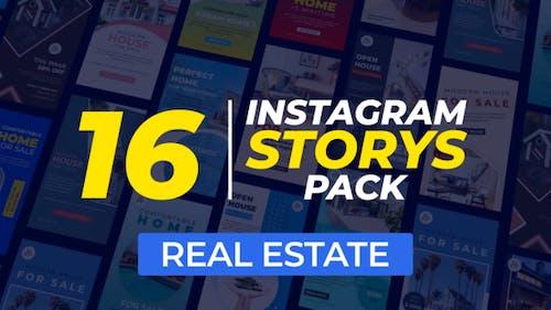 Real Estate Instagram Story