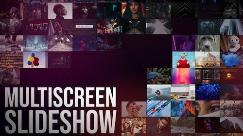 Multiscreen Slideshow || FCPX