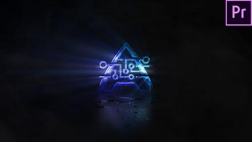 Smoke & Light Logo (Premiere Version)