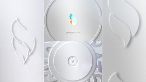 Clean Modern Logo Reveal